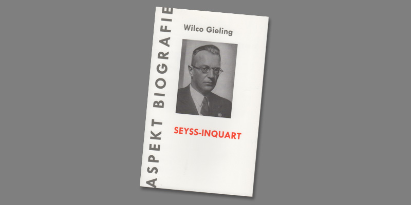 Biografie Seyss-Inquart