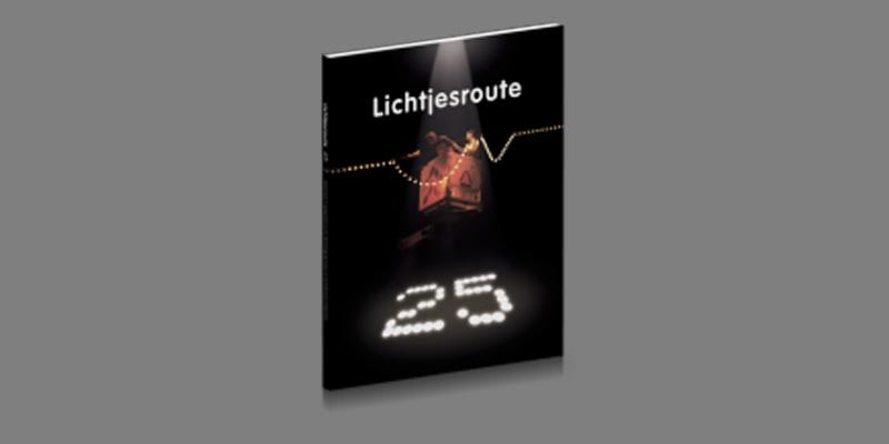 Boek Lichtjesroute 25