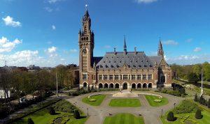 Vredespaleis in Den Haag