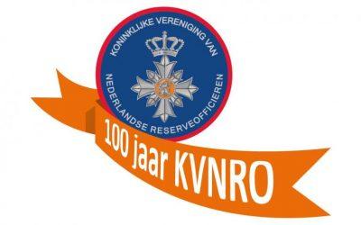 Presentatie jubileumboek KVNRO