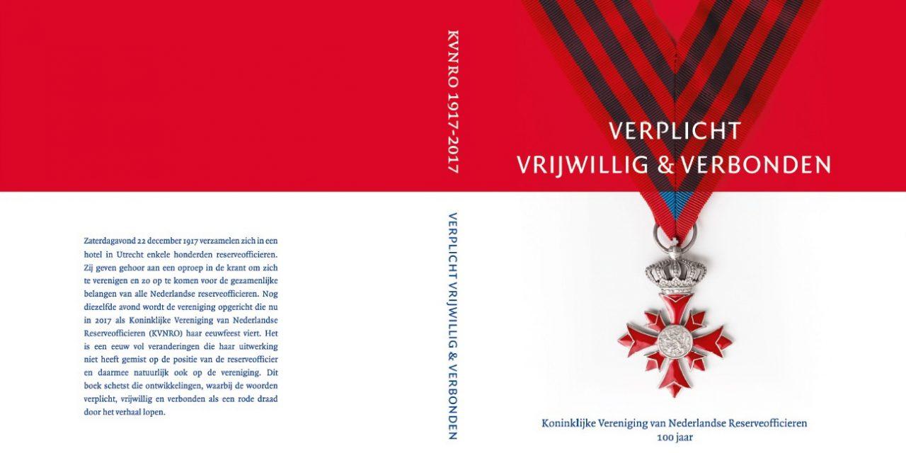 Jubileumboek KVNRO