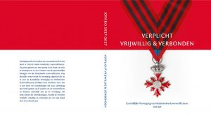Boekcover KVNRO-jubileumboek