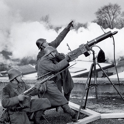Grondgebonden luchtverdediging