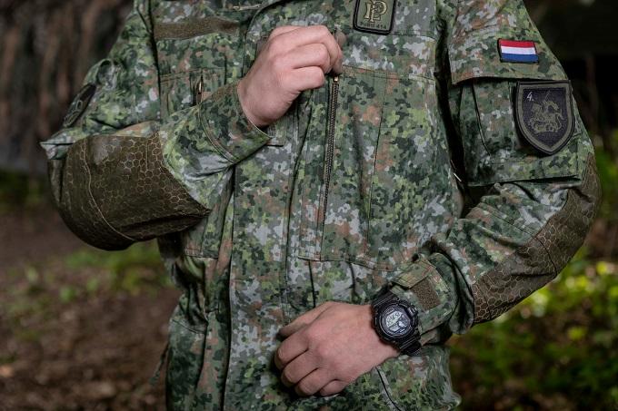 Naar een nieuw Nederlands camouflage-uniform